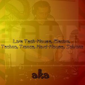 I'm be back !!! (Tribal Hard Techno mix by djlecha)