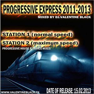 Progressive Express (Station 1)