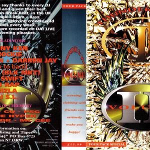 Mampi Swift & Stevie Hyper D @ Thunder & Joy V2 1994