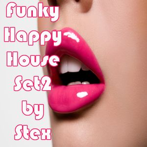 Funky Happy House Set2 by Stex