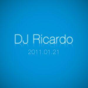DJ Ricardo - 2011.01.21 mix