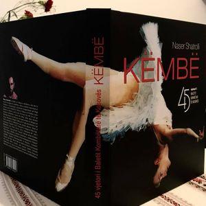 Naser Shatrolli - Monografia e Baletit Kombetar te Kosoves               ON AIR RTK-Radio 21.09.2917