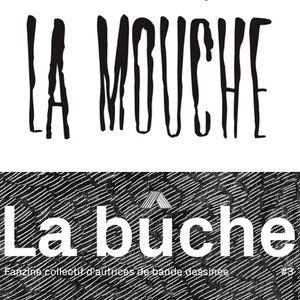 La Quotidienne-Fanzine La Bûche et La Mouche-Interview