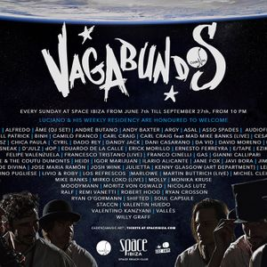 Livio & Roby - Live @ Vagabundos (Space, Ibiza) - 16-08-2015 - mix-nation.blogspot.com