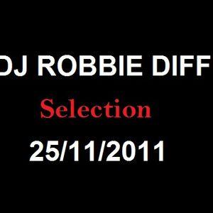 DJ Robbie Diff - Mix01 25/11/2011