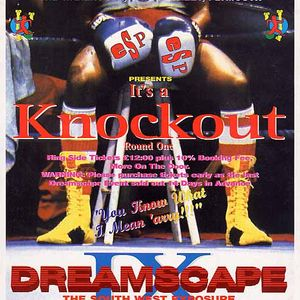 Grooverider Dreamscape 9 'It's A Knockout'  4th Feb 1994