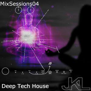Deep Tech Progressive House - Mixsession04