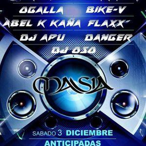 DJ DANGER REMEMBER MASIA 3 DE DICIEMBRE DE 2016
