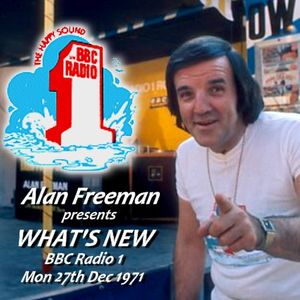 Alan Freeman - What's New - Turntable Hits of 1971