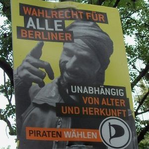 Meinungsschauspieler.de Podcast Nr.01 - Die Piratenpartei
