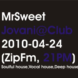 MrSweet (We Love House Music Mix)