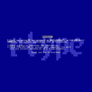 RTYPE Bluescreen Mix Dec 2010