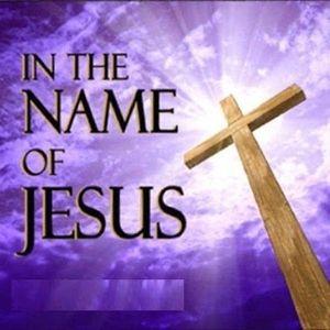 IN THE NAME OF JESUS @ PAULO DURAN