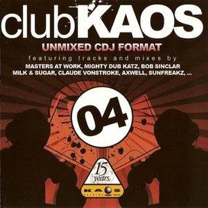 Mixed Kaos - Volume 4
