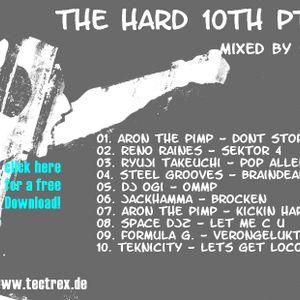 the hard 10th. vol.3 by sub.ego
