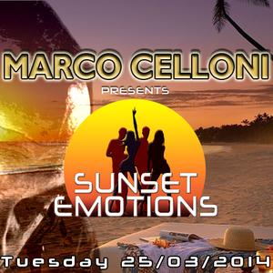 SUNSET EMOTIONS 80.4 (25/03/2014)