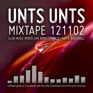 UNTS UNTS Mixtape 121102