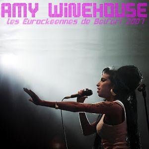 Amy Winehouse, Live(SBD)2007-06-29 Belfort,France