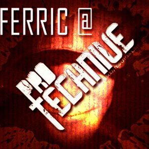 Ferric @ Protechnive - Mar. 2010