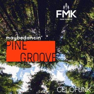 live @ PINE GROOVE (cumbia mix)