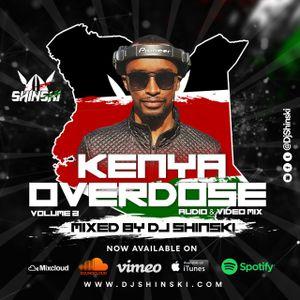 Kenyan Overdose Video Mix Vol 2 [Wamlambez, Pekejeng