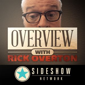 Rick Overton On The COMEDY ON VINYL Podcast
