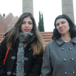 VERO LAURINO Y AMANDA POLIESTER en Charlas de Camarote - Literatura Infantil/ Andersen/ Carroll