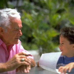 Kierunek Rodzina - Dziadkowie - największy skarb w Rodzinie