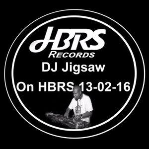 DJ Jigsaw On HBRS 13-02-16