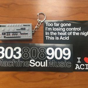 House Resistance - I Heart Acid 30/03/17