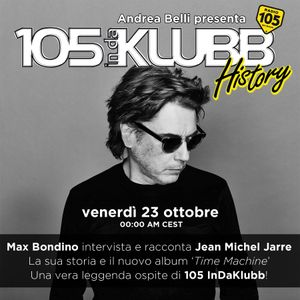 105 InDaKlubb History (Episode 38) The Jean Michel Jarre Interview