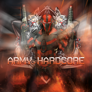 Army of Hardcore 2016 Warm Up Mix by Inner Demon
