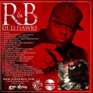 DJ D.HAWKS PRESENTS - THE R&B RIDE OUT (CLEAN VERSION)