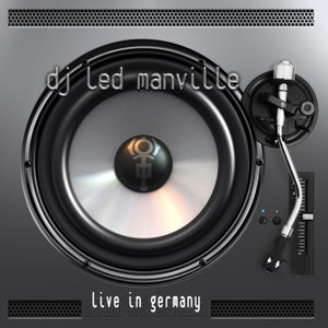 Dj Led Manville - Live In Germany - Kultkeller (Part 1/2 2009)