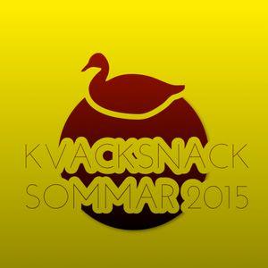 Kvacksnack Sommar 2015 .v25 – Johan Löfström