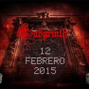 Labyrinth (Cosmos Bar Madrid) - GuilleMODE - 12/02/2015