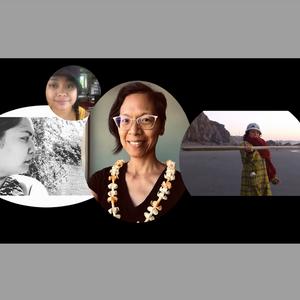 Ep. 141 Katherine Achacoso, Maiana Minahal, and r.a.d. Leng Leng aka Mylene A. Cahambing