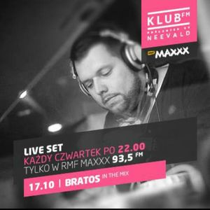 RMF MAXXX - BRATOS LIVE interviev + live set