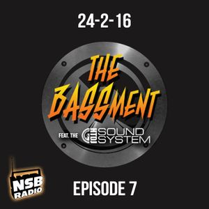 The BASSment feat. The HTDJ Soundsystem - EP7 [NSB Radio]