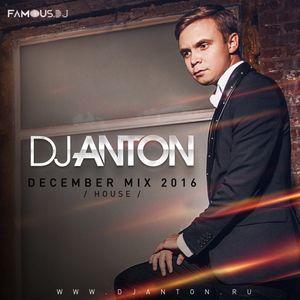 DJ ANTON - DECEMBER (HOUSE)