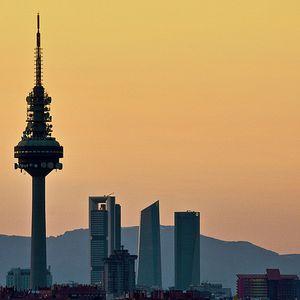 Ruben L. Pinto - Ayre Madrid Skyline Balconing Deluxe