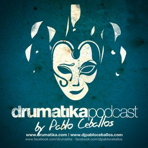 DRUMATIKA Podcast 09 Chus & Ceballos live @ Day One '13 Stereo Montreal part 2