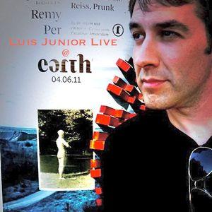 Luis Junior - Live @ Earth - Paradiso - Amsterdam