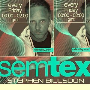 SEMTEX with STEPHEN BILLSDON. Oldskool live show, from classic rave to some banging hardcore