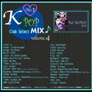 K-POP MIX VOL 4 by DJ WAKA