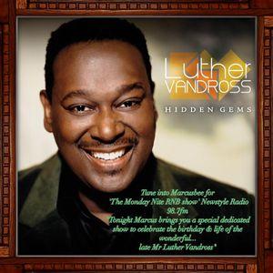 MarCus Bee - Luther Vandross Birthday Tribute - 20.04.2015 - Newstyle Radio