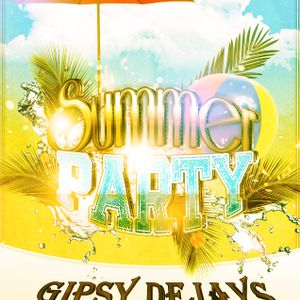 Gipsy Dejays - Summer Party ( May promotional mix )
