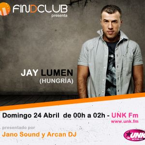 Fin D Club #04 - with Jay Lumen