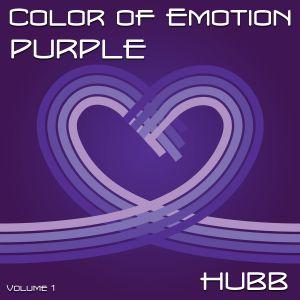 Hubb - Color of Emotion - Purple