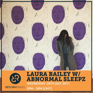 Laura Bailey w/ Abnormal Sleepz 26th July 2017